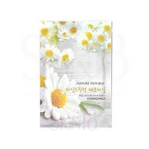 Real Nature Mask Sheet_Chamomile
